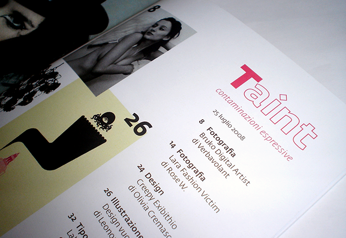 Taint Magazine