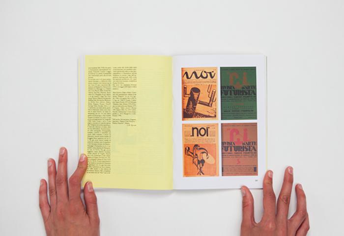 la rivista futurista