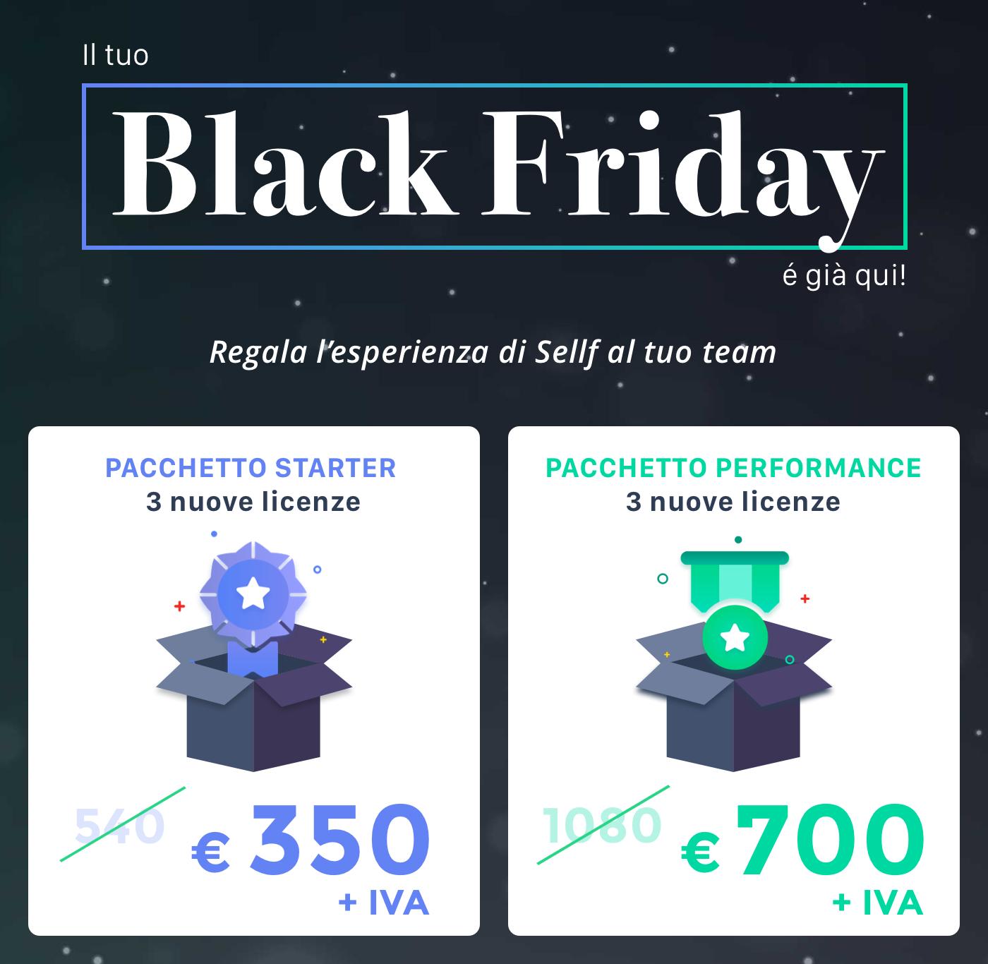 Sellf BlackFriday 2017