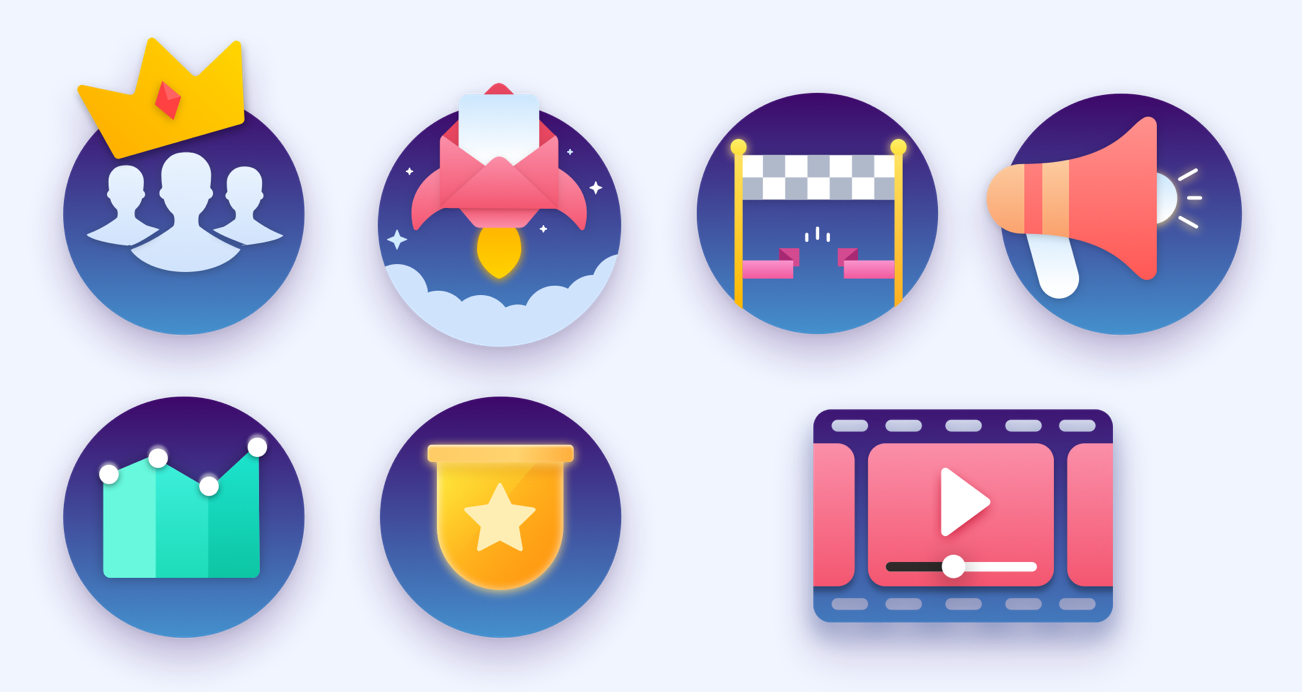 Sellf Badges